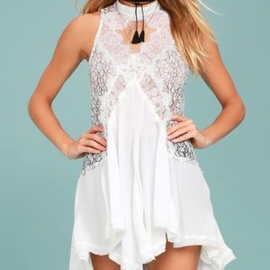 NWT Free People Lace Dress